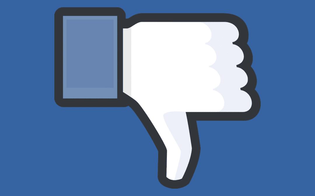 Facebook measurement errors